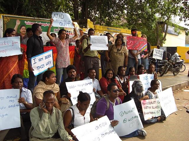 Chennai Protest
