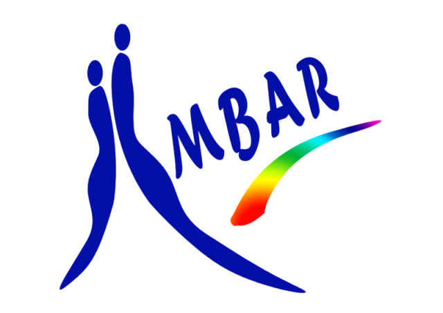 Logo of Ambar, IIT-Kharagpur LGBT group