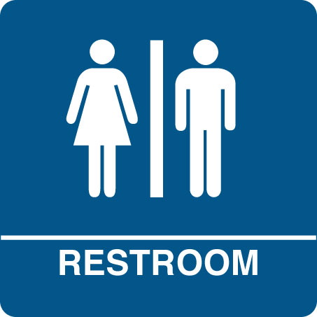 For example  a transwoman  who is assigned male at birth and  woman identified   may not feel comfortable using the restroom with men. Restrooms   orinam