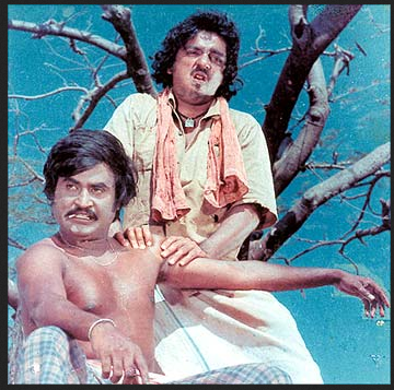 Kamal and Rajani in 16 Vayathinilie