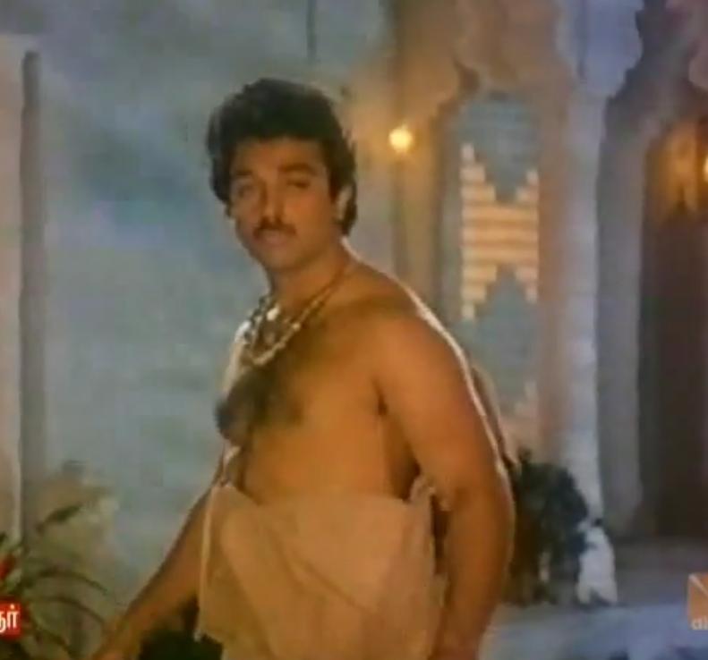 Kamal in and as Vikram