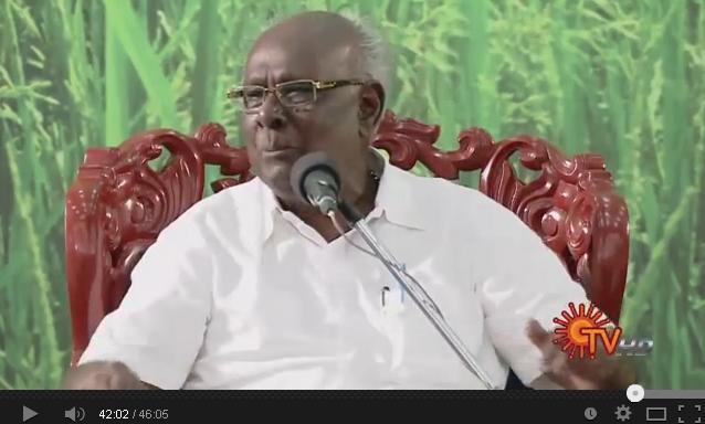 Solomon Pappaiya on Sun TV