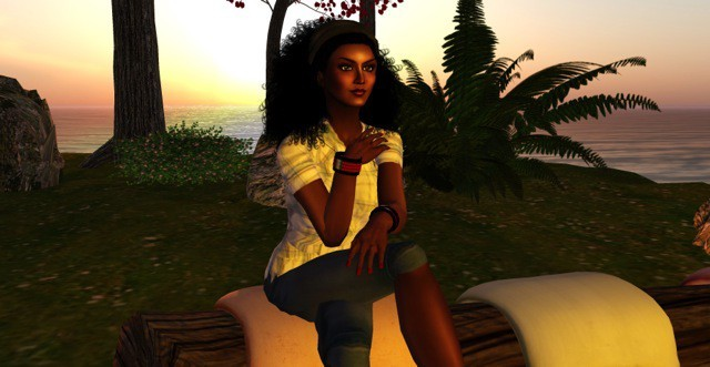 Nadika: image from Second Life