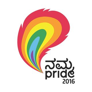 logo of namma pride 2016