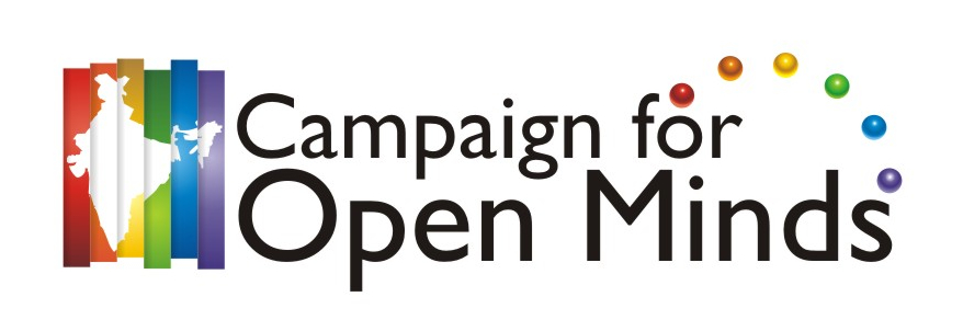 campaign for open minds logo